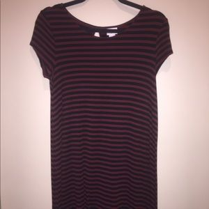 Mossimo stripped dress